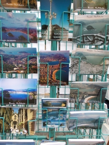 Glemte du fotoapparatet hjemme? Kjøp postkort :)