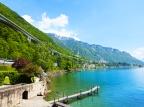 Sykkeltur i Alpene