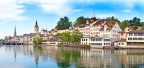 Zurich – byen med verdens beste livskvalitet.