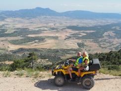 Fotoshoot på Pico de la Madama, 1371moh - DET hører med!
