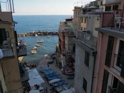 Vakkert, eksotisk, populært, yrende folkeliv - Vi hadde gjerne overnattet i Riomaggiore - også!