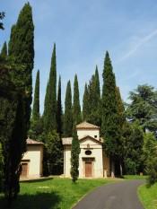 Det finnes mange forskjellige kapell i San Vivaldo