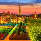 Sjarmerende Brussel