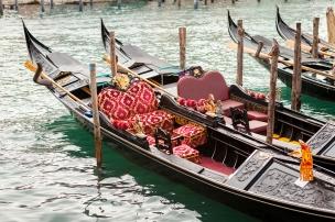 Vakre gondoler - de ønsker deg velkommen på tur!