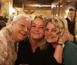 Kari, Vanja og Else