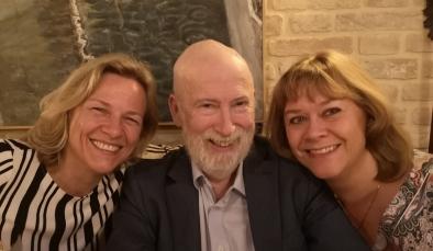Pirjo, Jan og Hilde