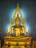 Mektig - i Wat Benjamabophit